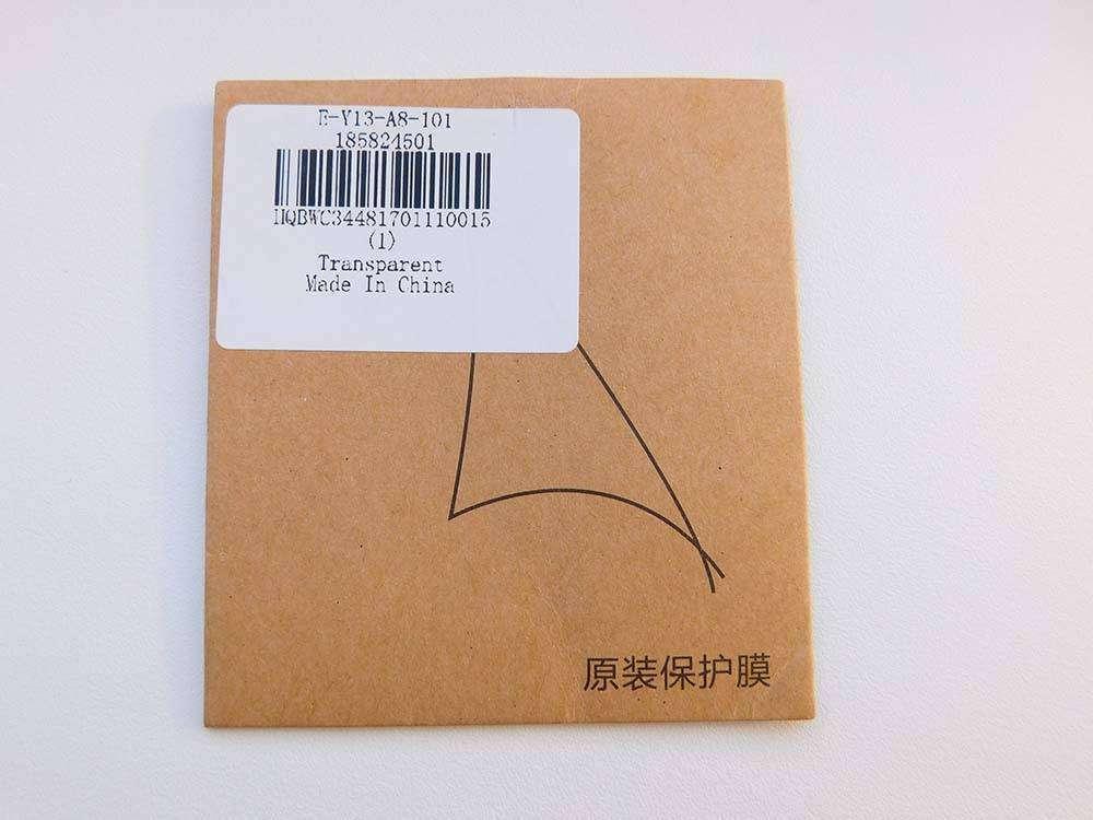 GearBest: Две защитные пленки для Xiaomi Miband 2