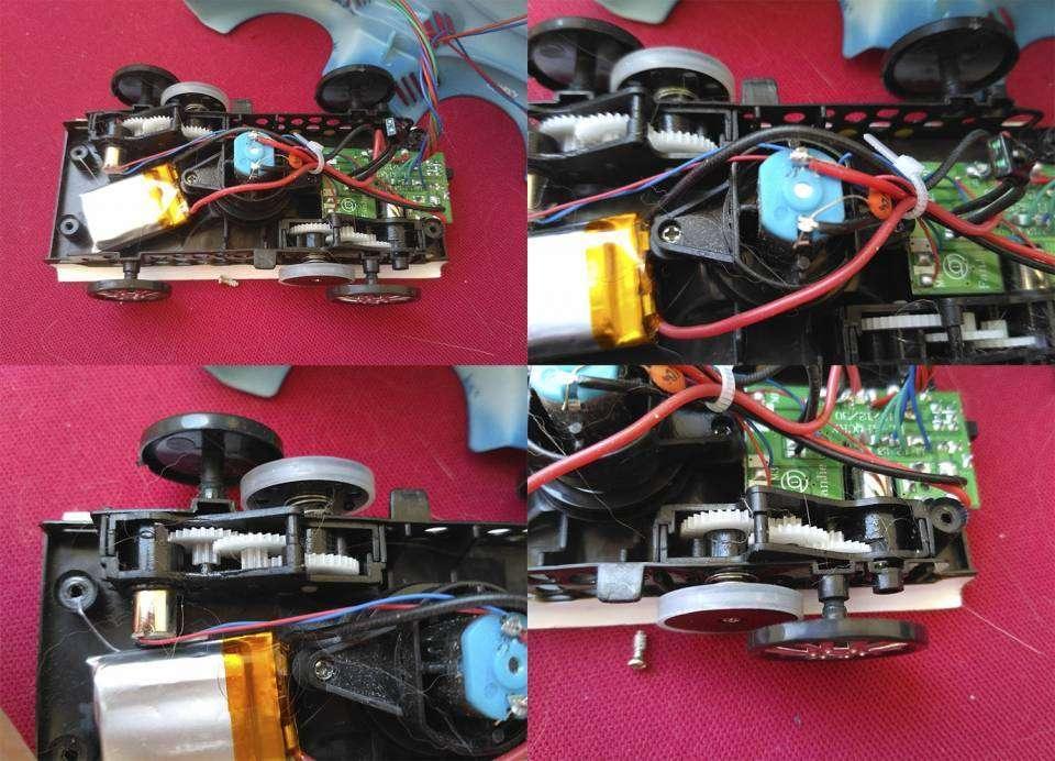GearBest: Недорогая машинка на пульте управление - DHD X - RUN