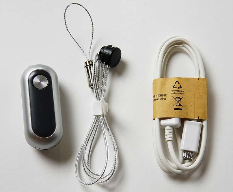 Другие: Портативный очиститель воздуха - Portable Anions Air Purifier