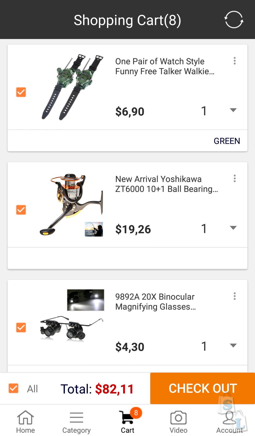 GearBest: Как купить товар по акции Buy Together & Save без дополнительного товара Gearbest