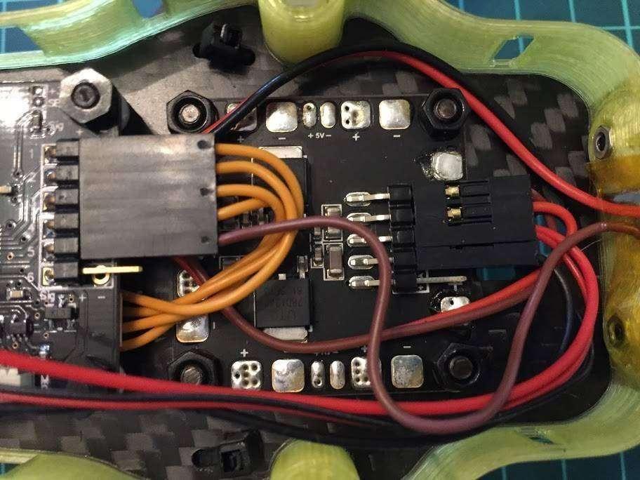 GearBest: Гоночный квадрокоптер - REDCON Phoenix 210
