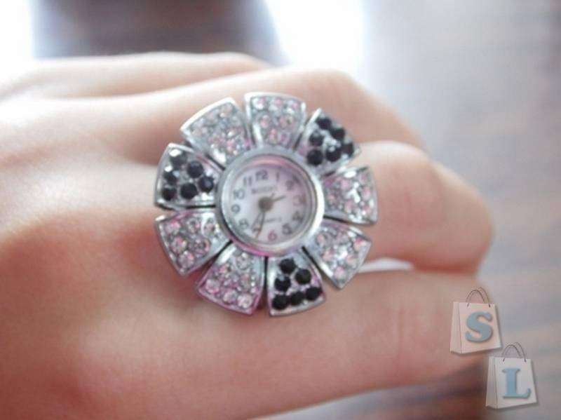 TinyDeal: Часики на пальчик
