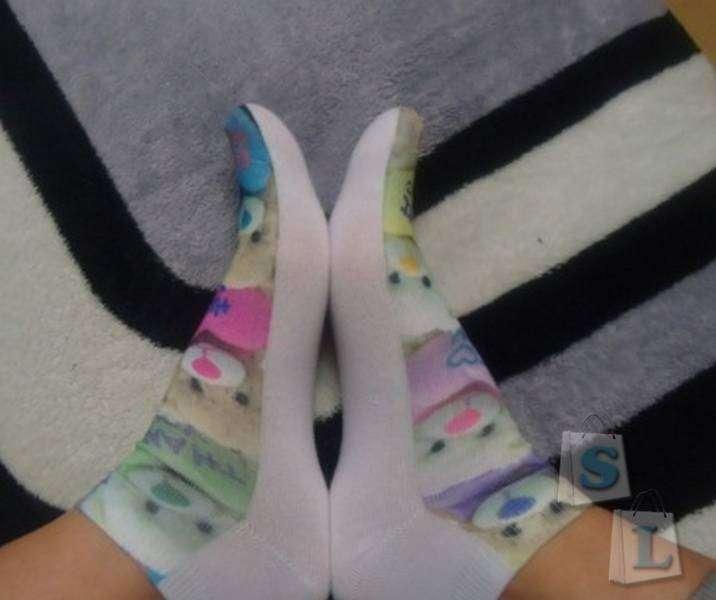 Aliexpress: 3D носочки