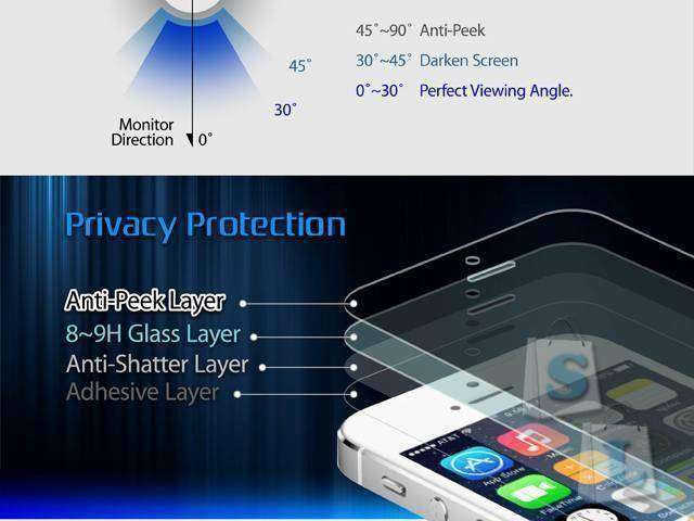 Другие: Защитное стекло и качественный кабель для Iphone 5 маленький обзор