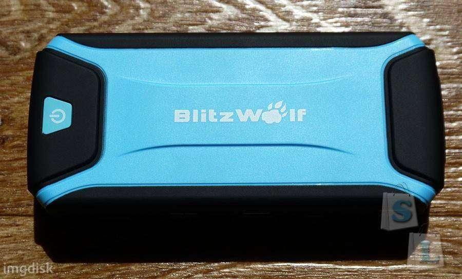 Banggood: Автономное пусковое устройство (jump starter) BlitzWolf K3