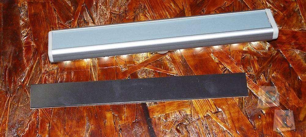 TVC-Mall: Лампа-ночник с датчиком движения