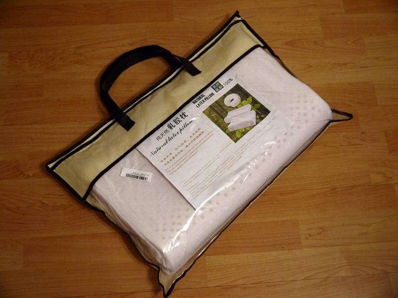 Banggood: Латексная подушка