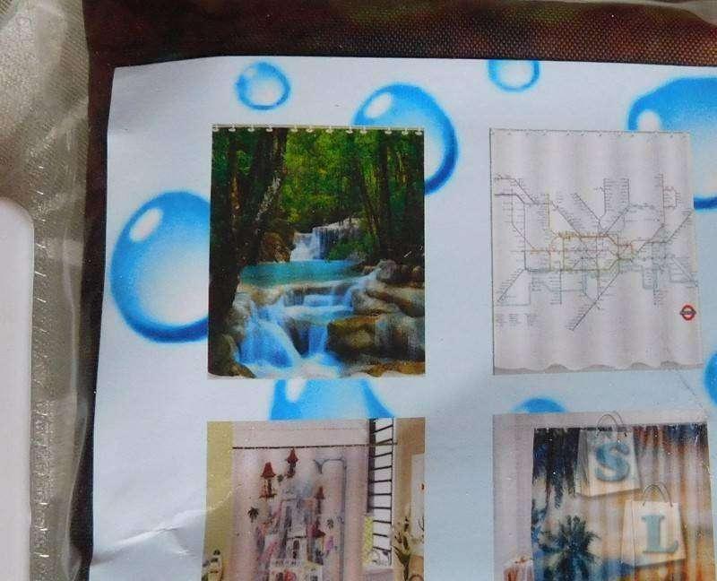 Banggood: Шторка для ванной