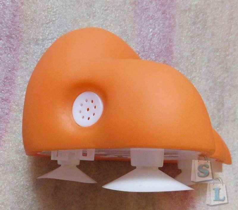 Banggood: Сопливый шнобель - мыльница