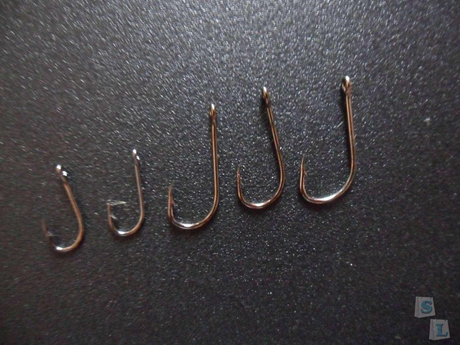 TinyDeal: Набор рыболовных крючков