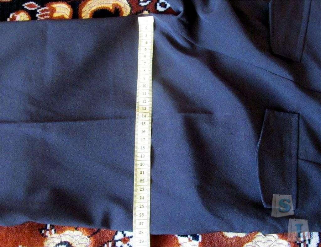 ChinaBuye: Женские чёрные расклёшенные брюки с высокой талией