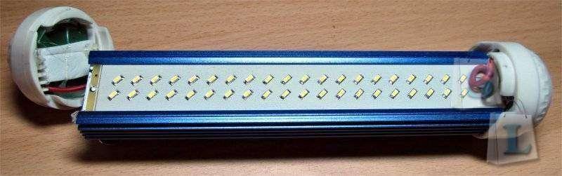 ChinaBuye: Неплохой светодиодный светильник с функцией PowerBank