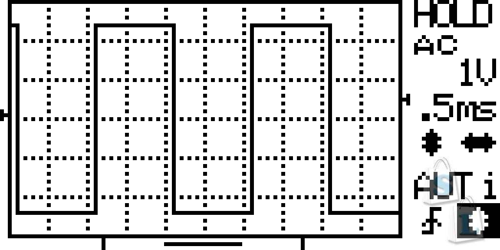 Banggood: DIY набор-конструктор для сборки осциллографа DSO062 с функциями частотомера и БПФ (анализатор спектра)