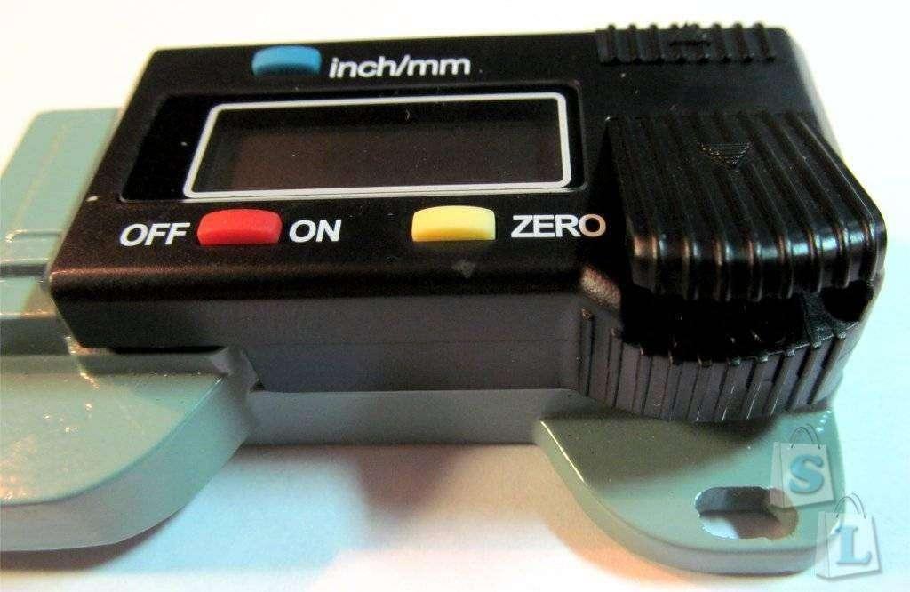 ChinaBuye: Электронный микрометр-толщиномер