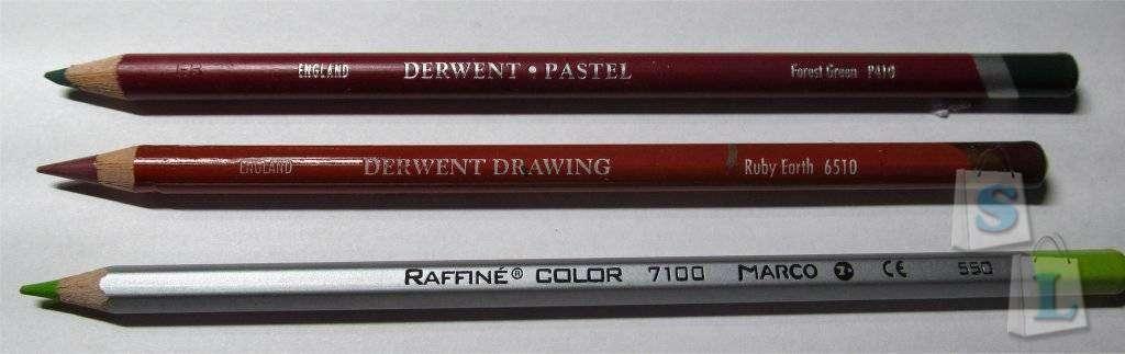 ChinaBuye: Набор из 72 цветных карандашей