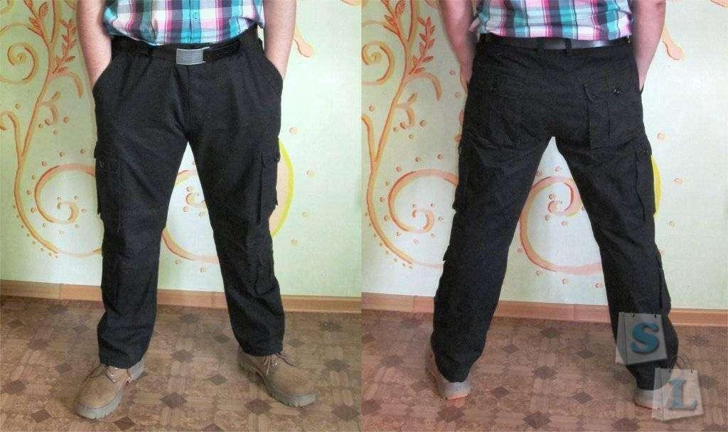 Banggood: Рабочие брюки большого размера