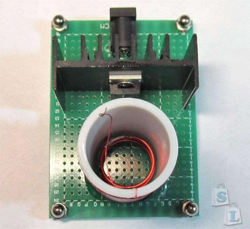 Banggood: Трансформатор Тесла из Китая | тестирование | опыты | эксперименты | доработка|