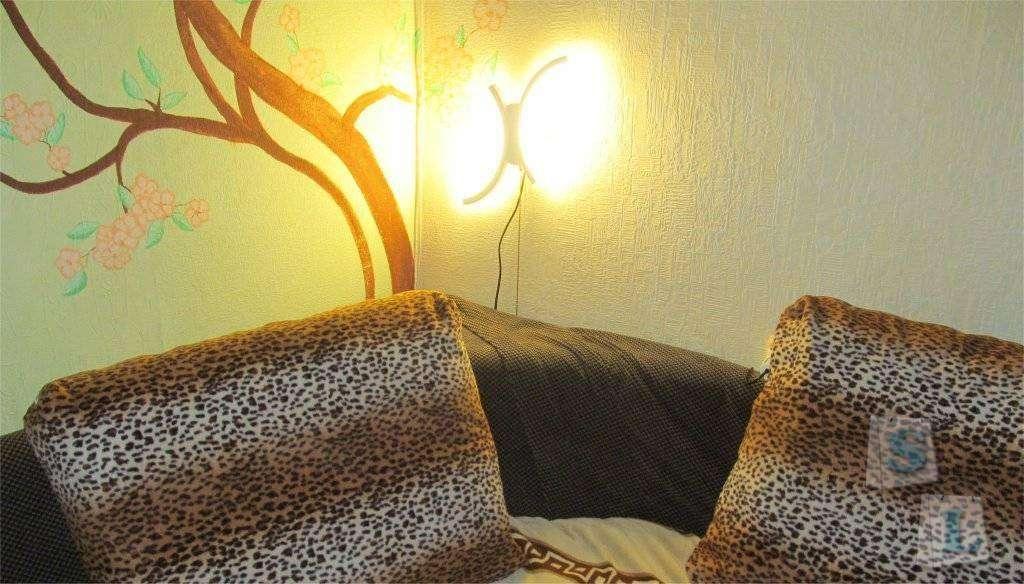 Banggood: Светодиодный настенный светильник