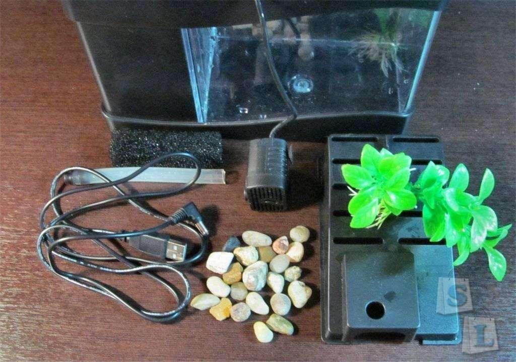 ChinaBuye: Аквариум-подставка для ручек, карандашей