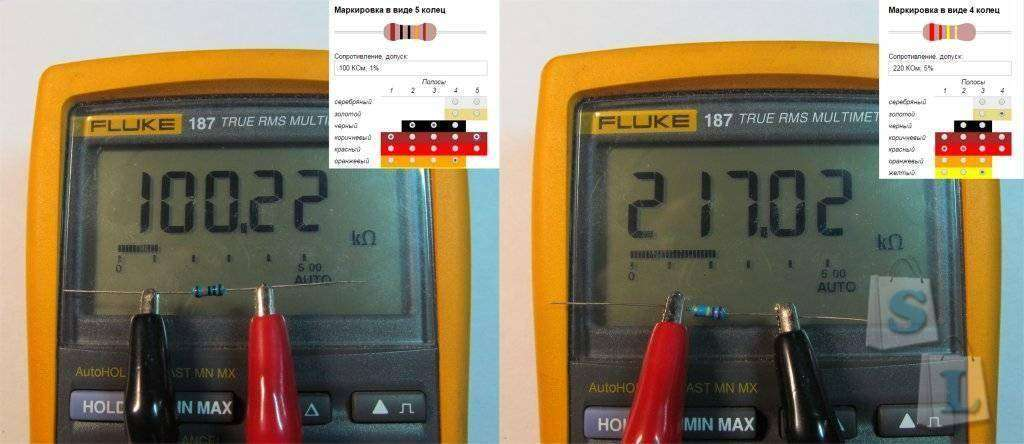 Banggood: Набор 0,25 Вт резисторов (2500 штук) 50 номиналов