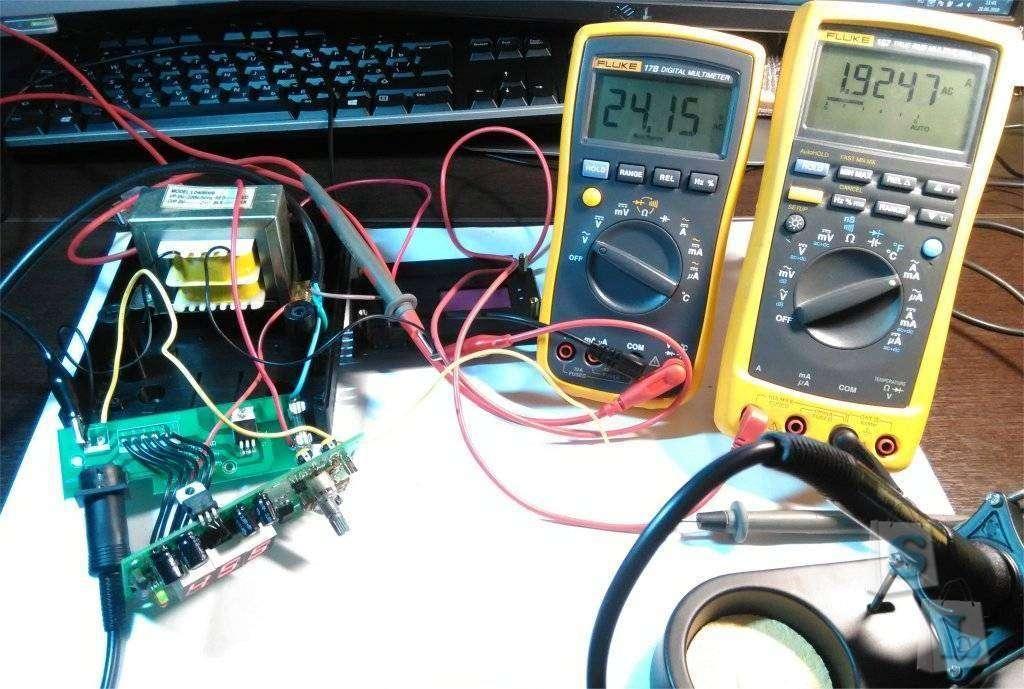 GearBest: Паяльная станция LODESTAR L40800D | распаковка | разборка | тестирование |