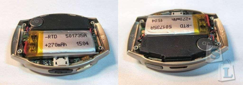 CNDirect: UWatch cмартчасы PS-101 с встроенным ИК пультом ДУ