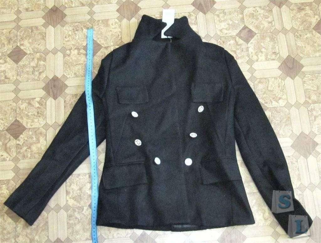 ChinaBuye: Женский шерстяной пиджак-полупальто