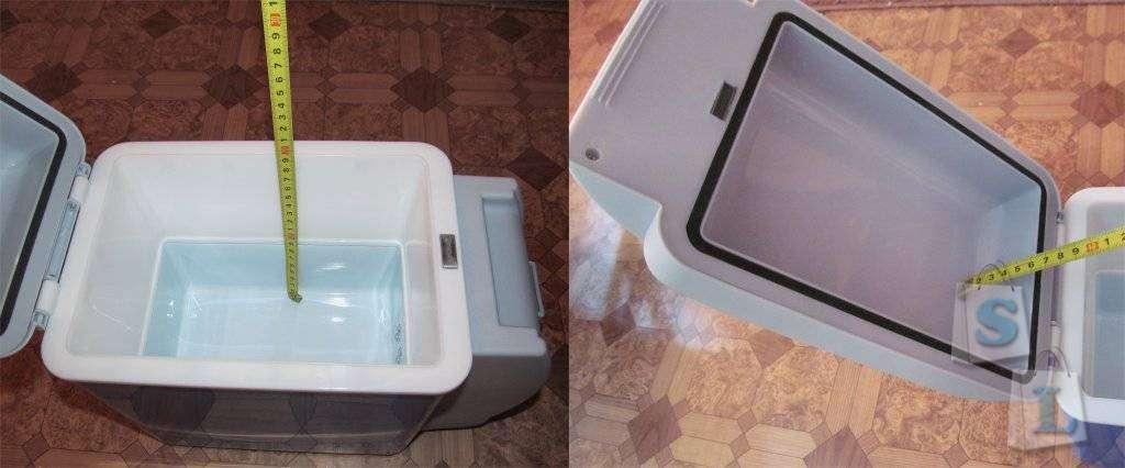 GearBest: Автохолодильник-нагреватель на 7,5 литров. Хочешь горячее или холодное пиво в машине? Пожалуйста!!!