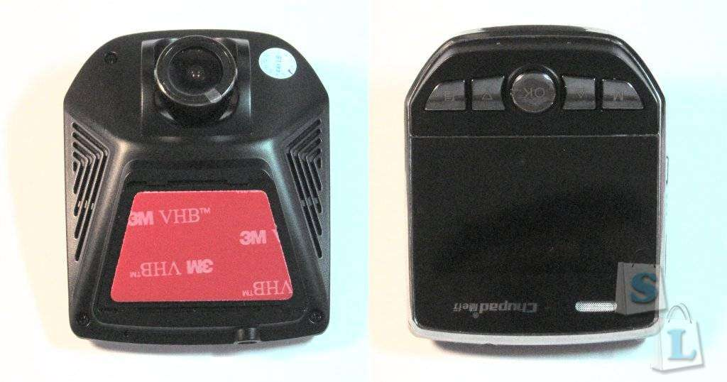 GearBest: Chupad D501 FullHD видеорегистратор с WiFi