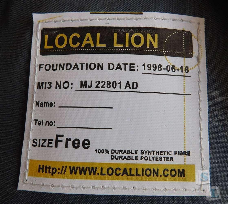 Banggood: Рюкзак LOCAL LION.