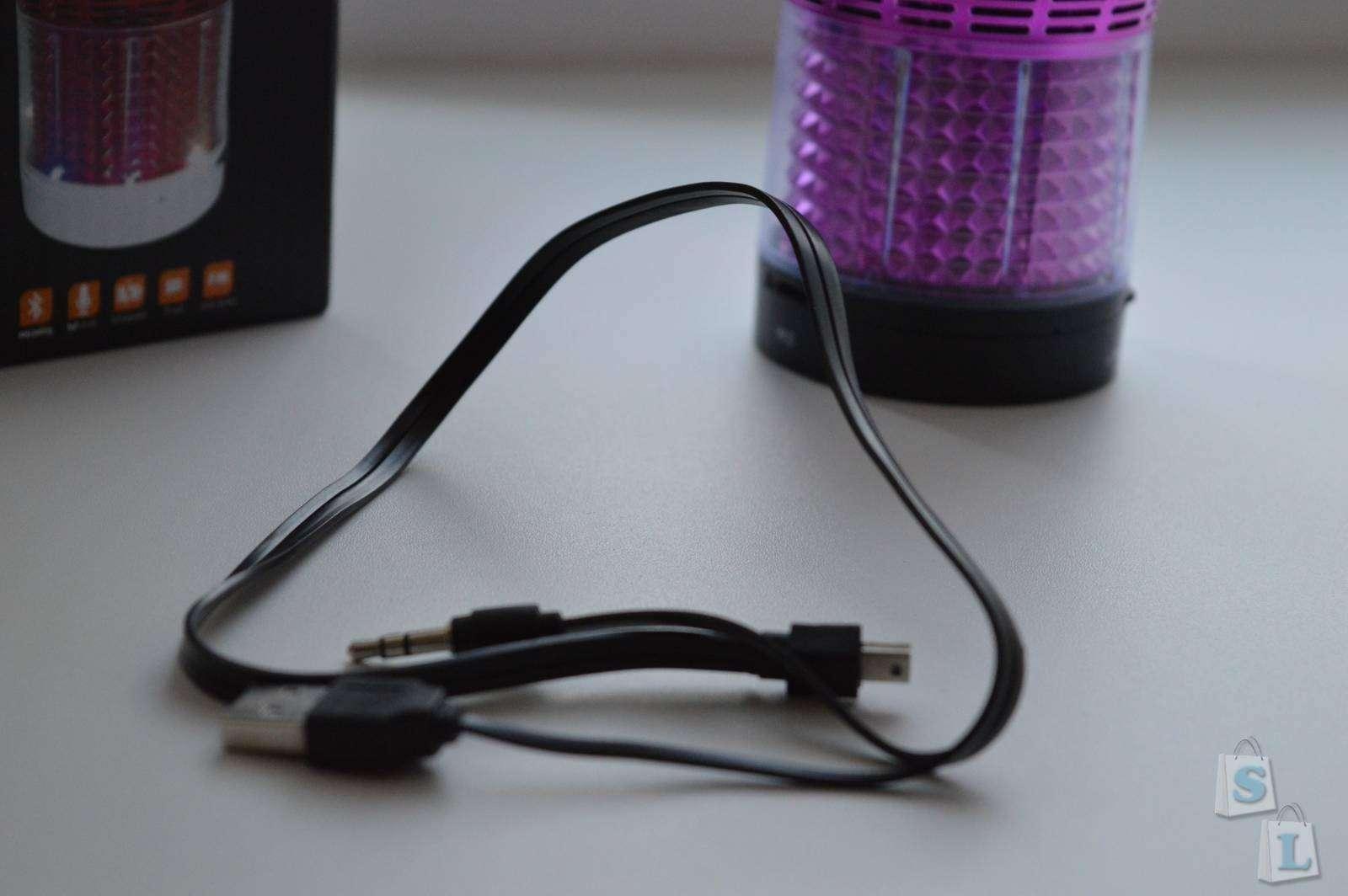 GearBest: Bluetooth колонка Singo SG11 или устроем дискотеку дома?