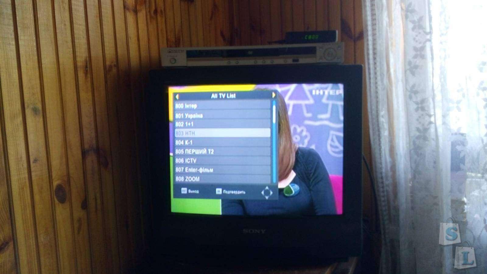 Banggood: Куда я дел купон - обзор DVB-T2 тюнера