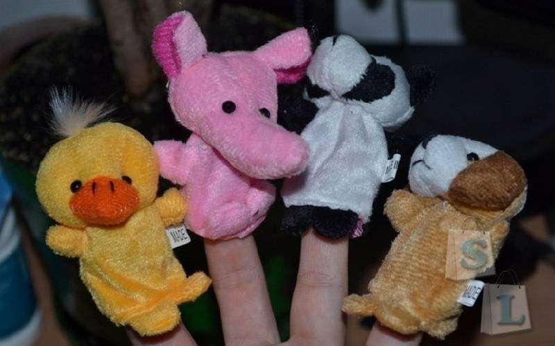 BuyinCoins: Зверушки на пальцы