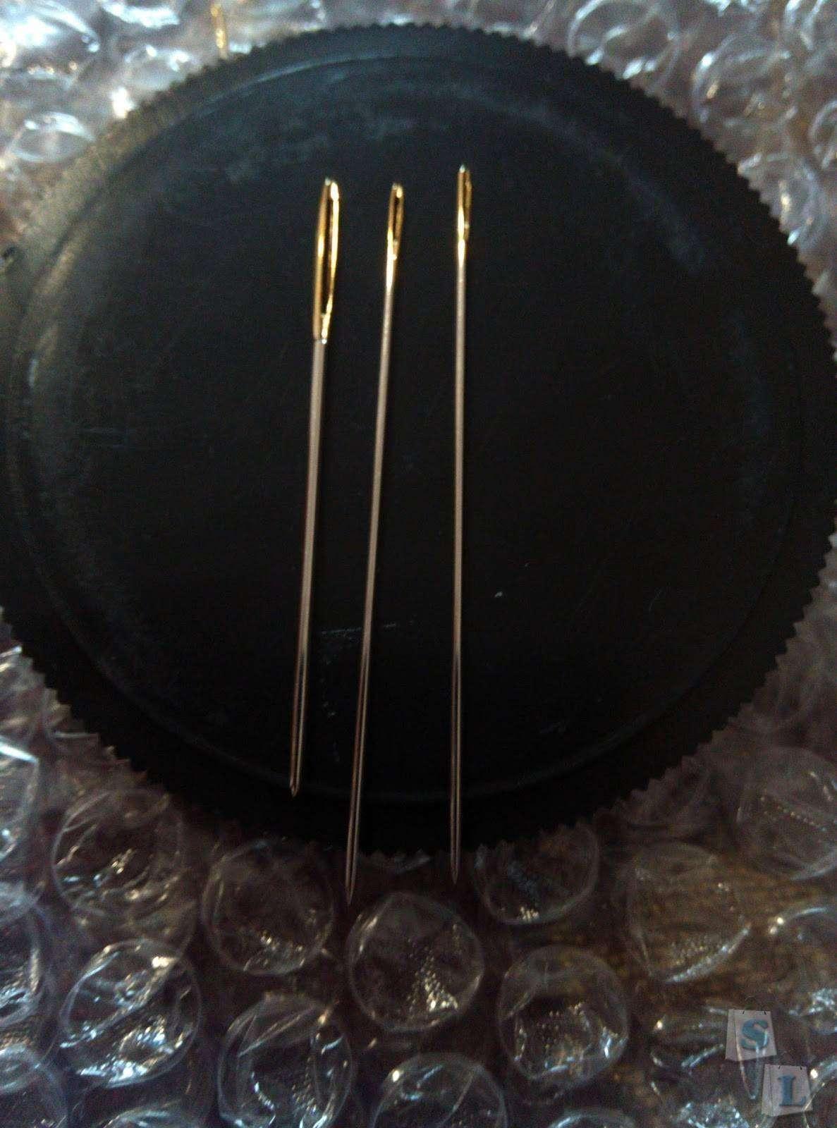BuyinCoins: Набор иголок для шитья из поднебесной.