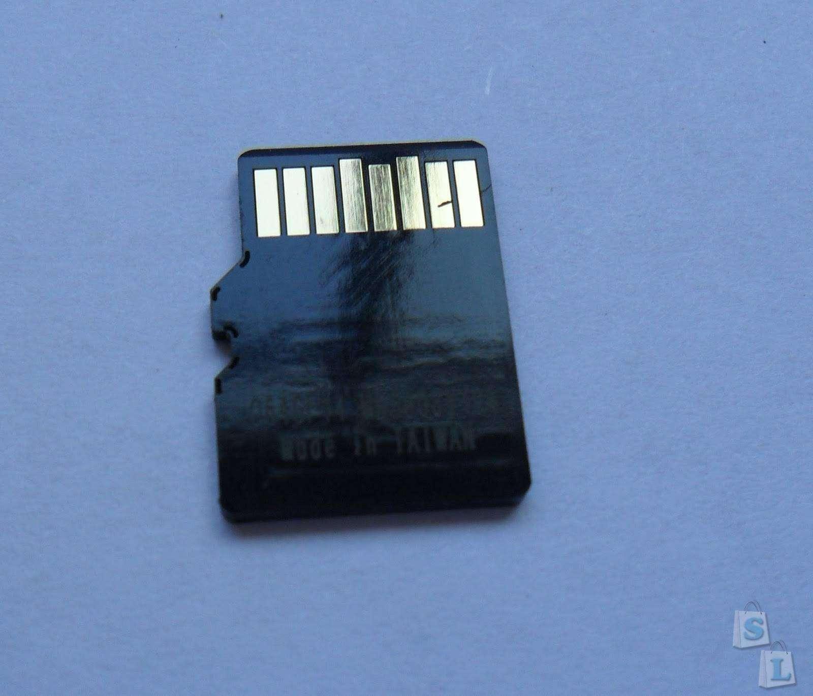 Aliexpress: Micro SD карта 10 класса на 64 Гб от LD