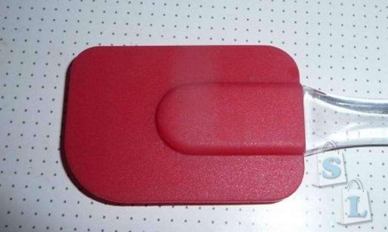 Aliexpress: Маленькая силиконовая лопатка