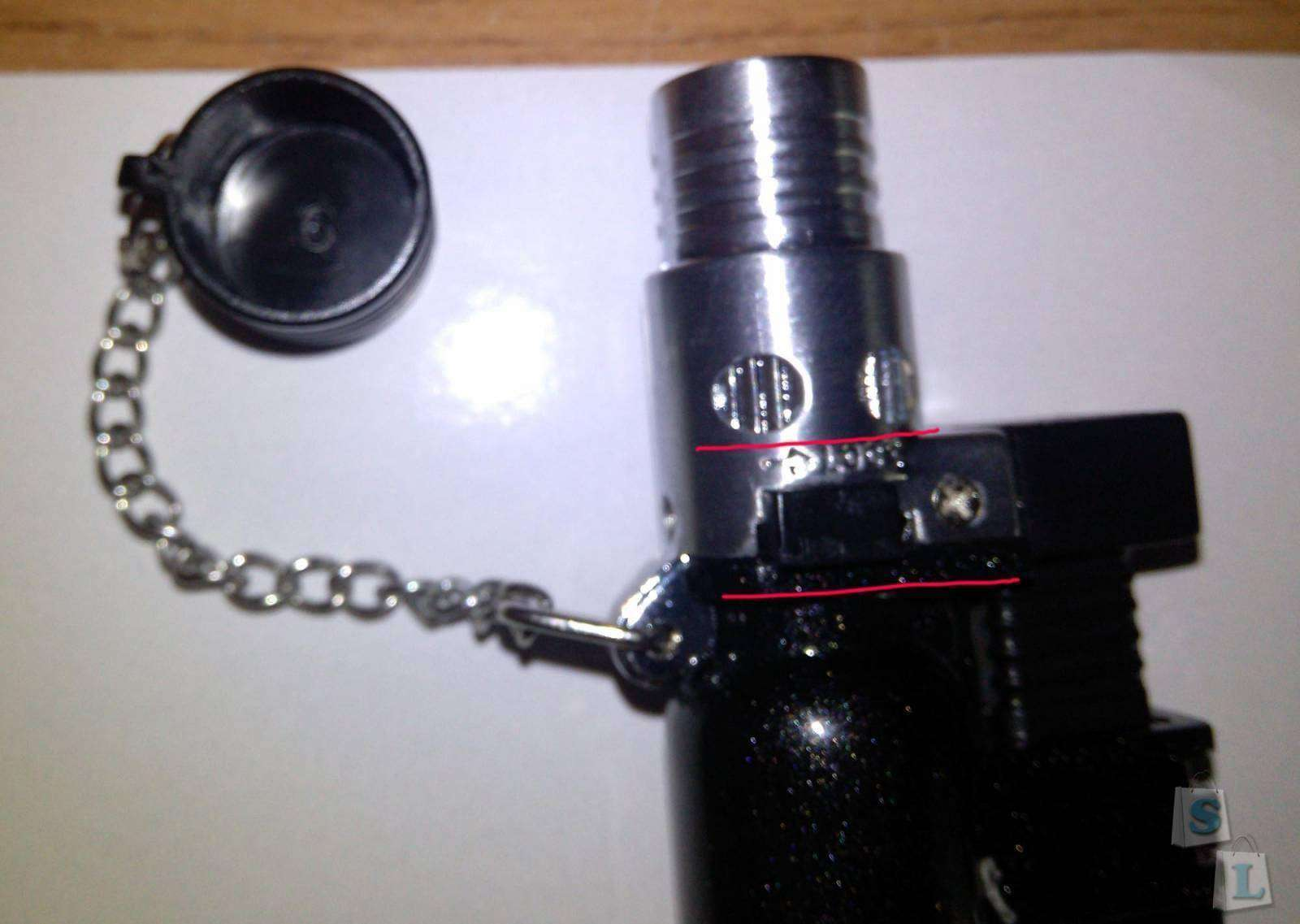 TinyDeal: Компактная зажигалка горелка