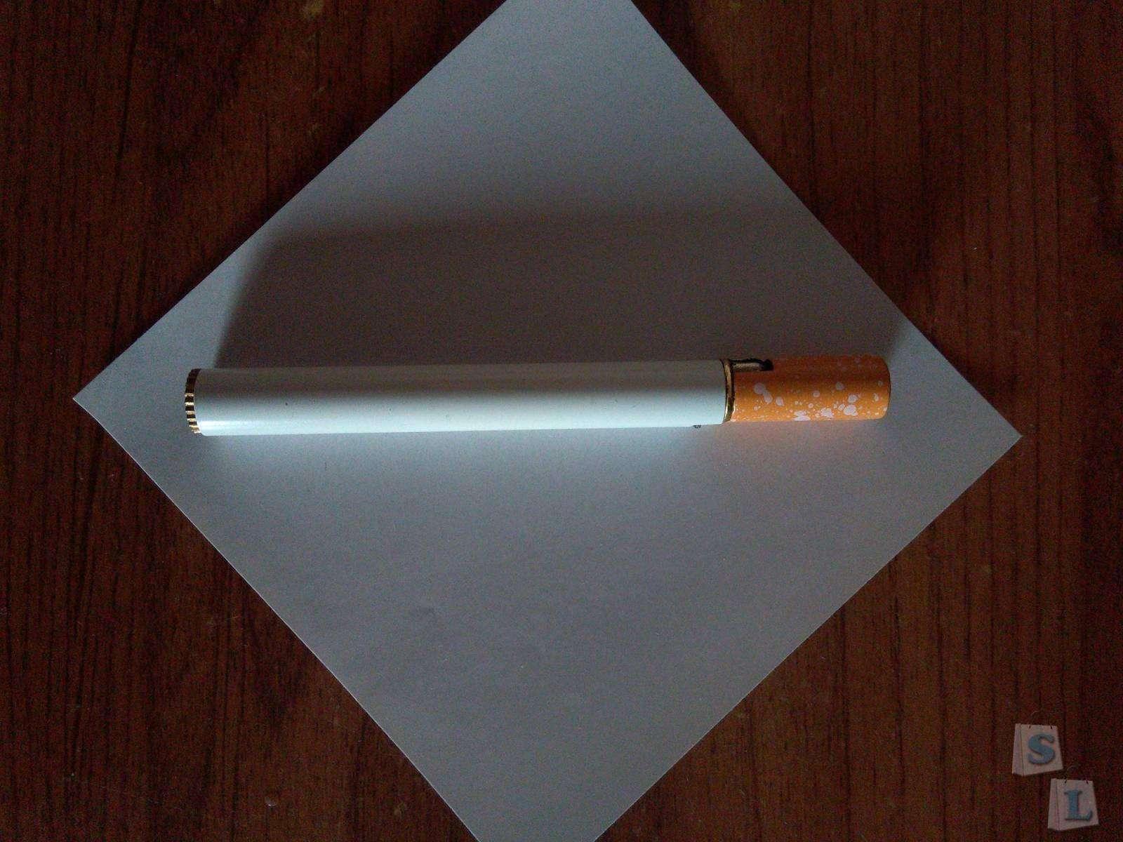 TinyDeal: Зажигалка сигарета или ностальгия по прошлому.