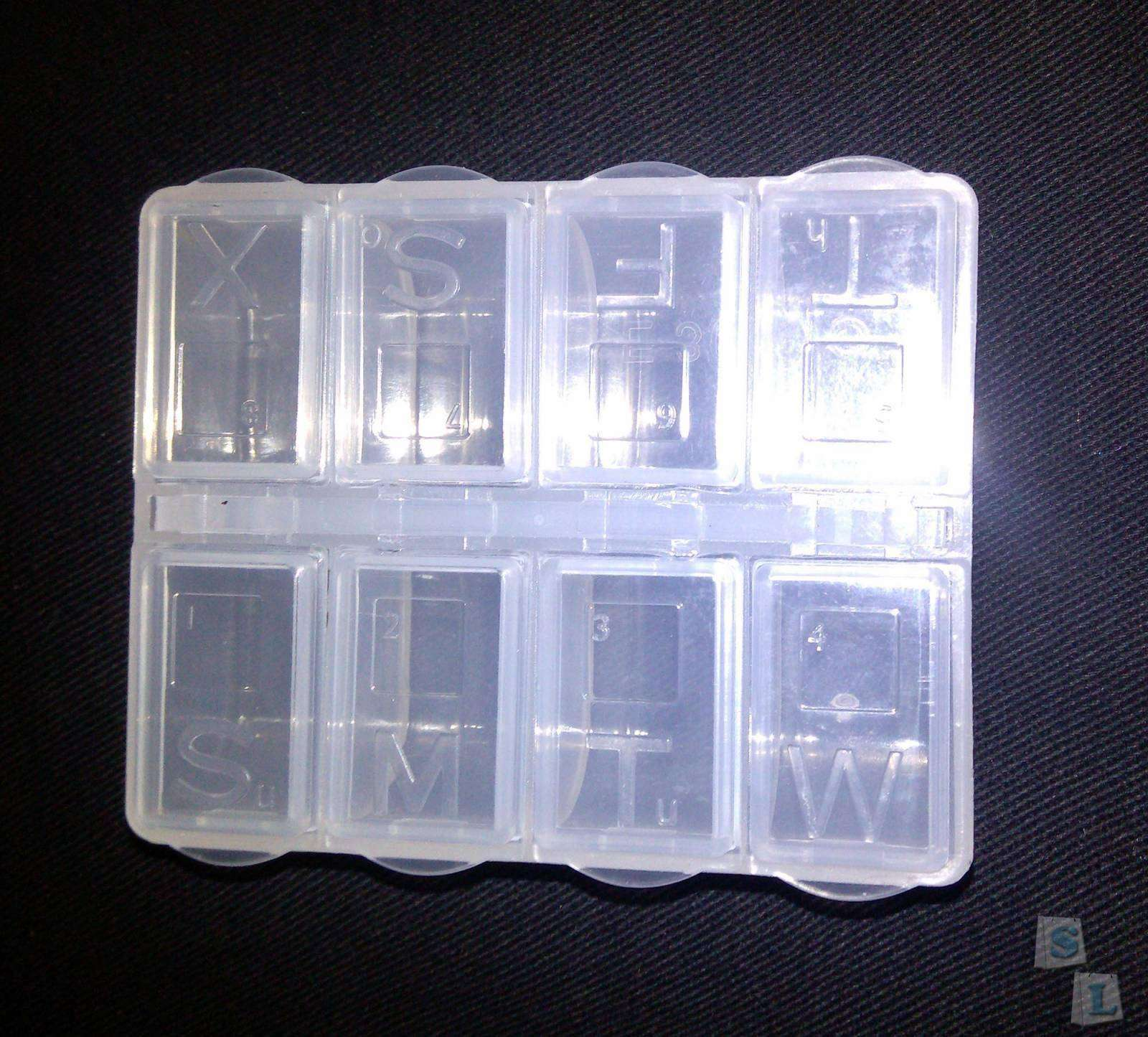 Aliexpress: Storage Case Box