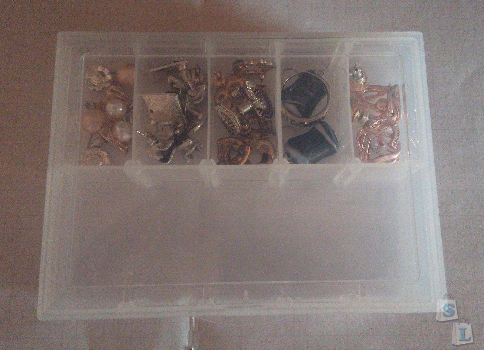 TinyDeal: Storage Case Box на 10 ячеек