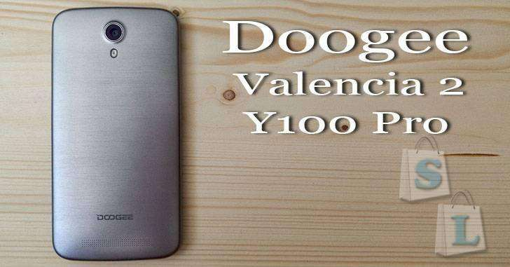 GearBest: Doogee Y100 Pro - профессиональный инструмент