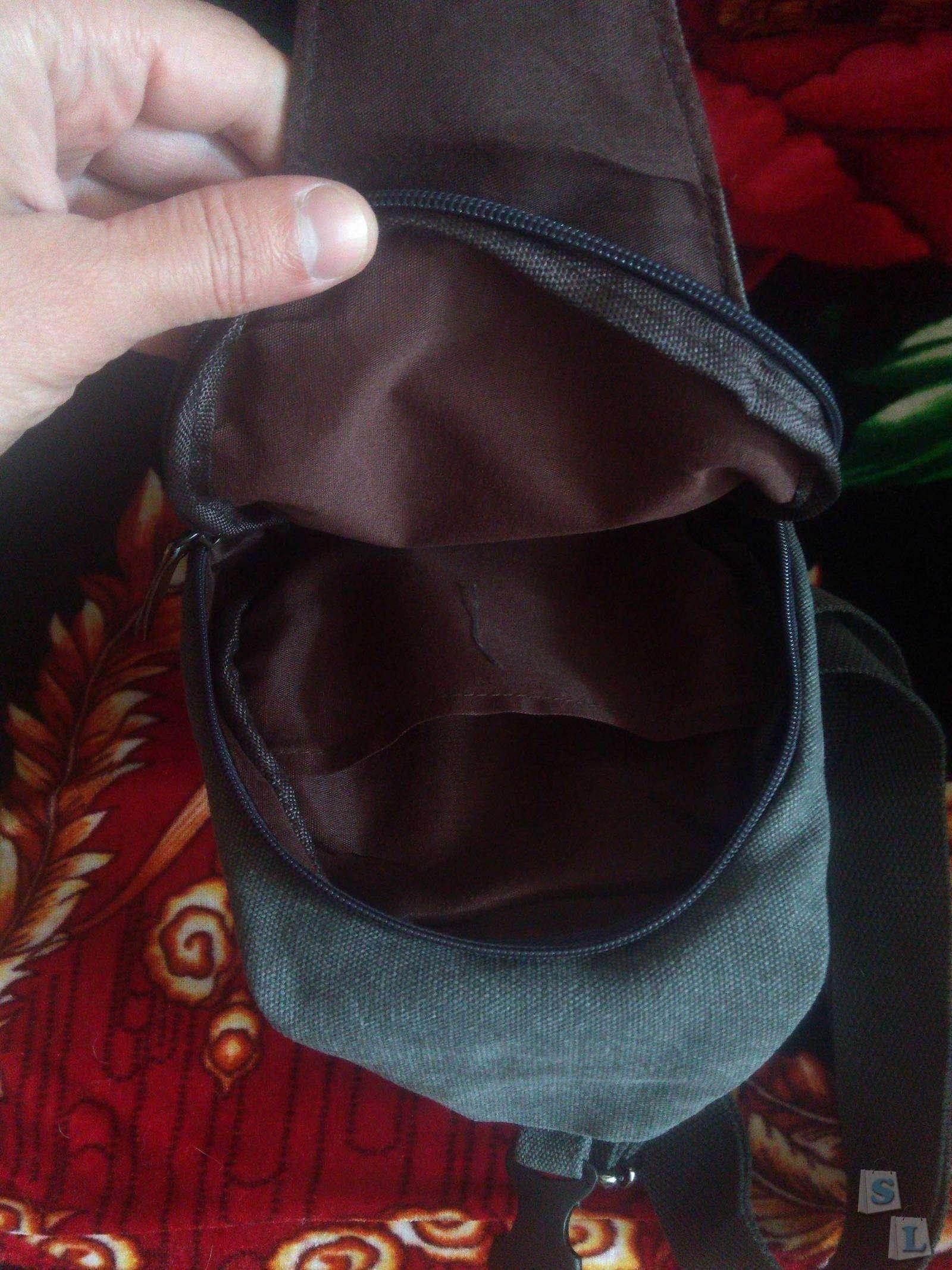 Aliexpress: Неплохая сумка