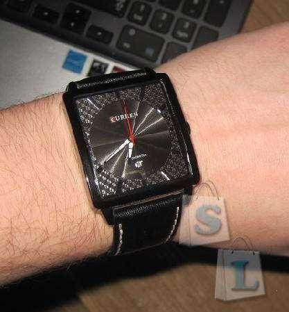 TinyDeal: Стильные часы от CURREN