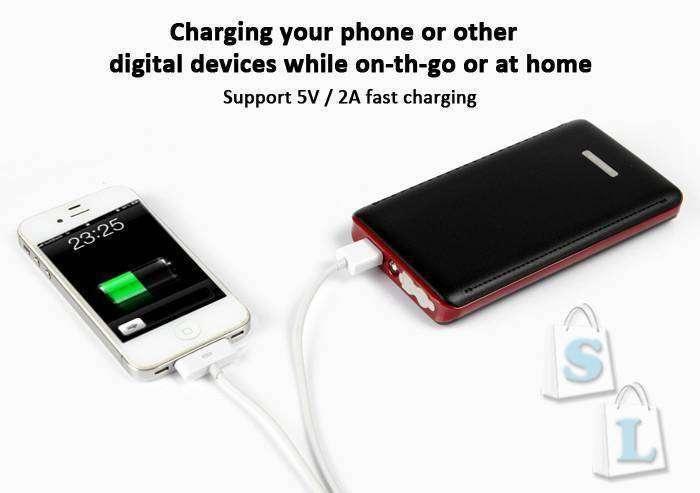 Shopper: Сможет ли повербанк завести автомобиль или KMASHI Force K2 в качестве аккумулятора - 8000mAh Mobile Power Bank