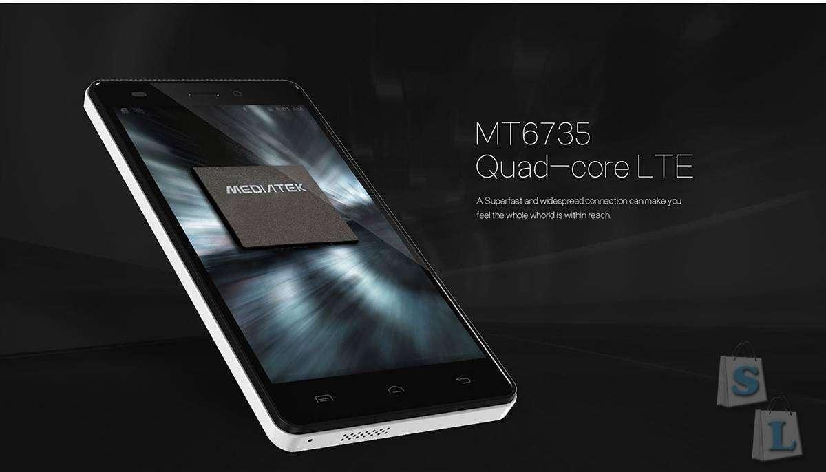 GearBest: Информационный обзор Doogee X5 Pro - бюджетного 4G смартфона