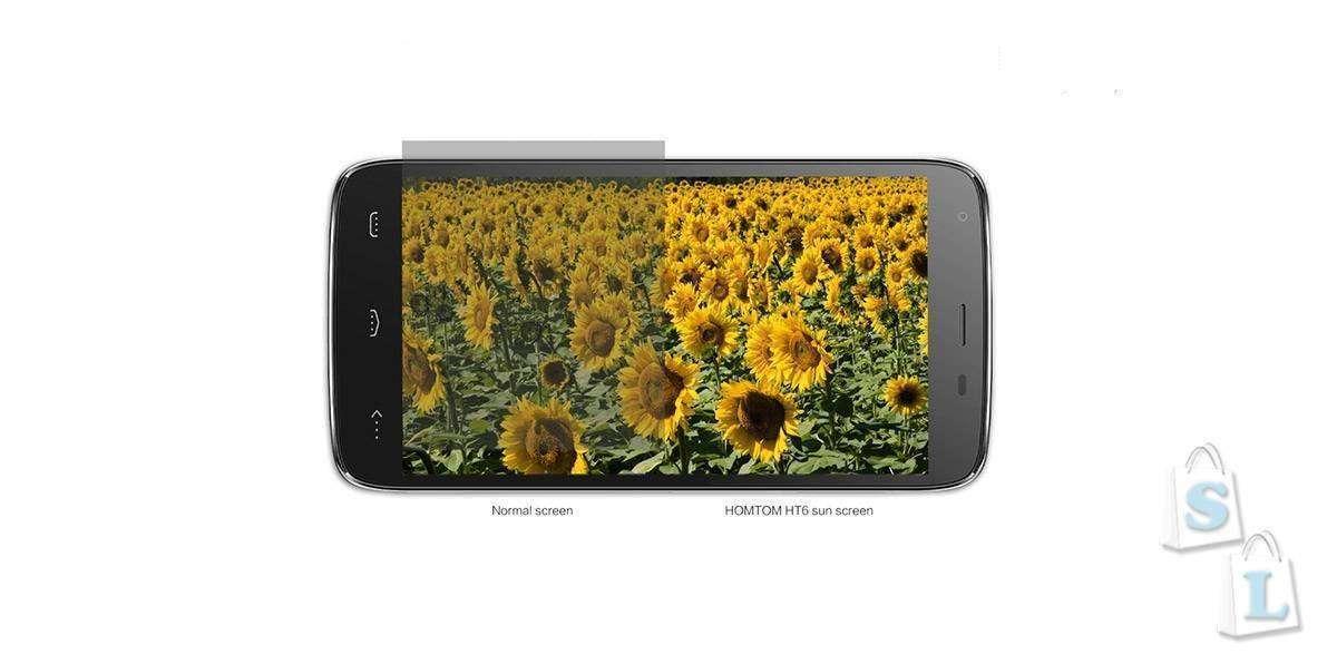 Shopper: Небольшой обзор Doogee Homtom HT6 смартфон-фаблет с мощным аккумулятором