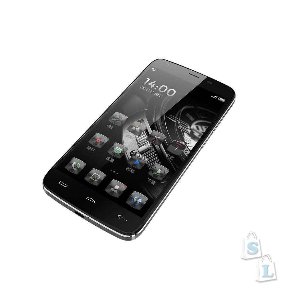 Небольшой обзор Doogee Homtom HT6 смартфон-фаблет с мощным аккумулятором