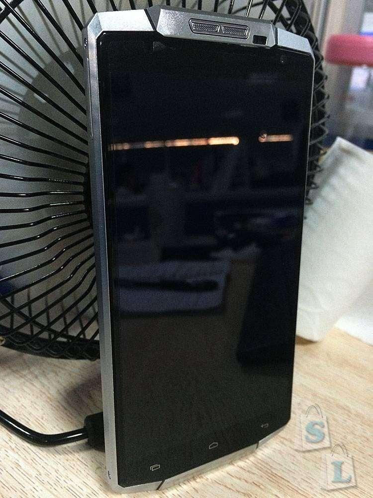 Shopper: Обзор Oukitel K10000 - смартфона с батареей на 10000мАч