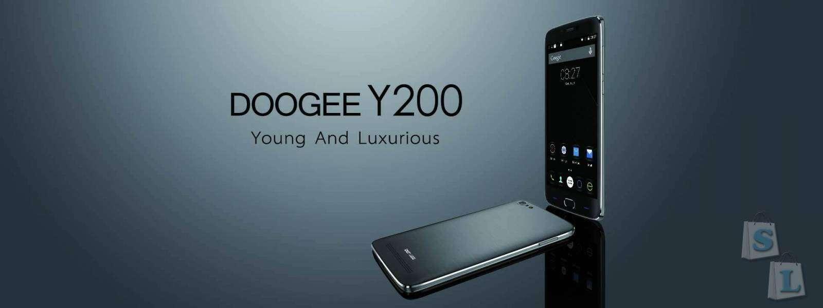 Shopper: Обзор Doogee Y200 тонкая новинка с сканером отпечатков пальца