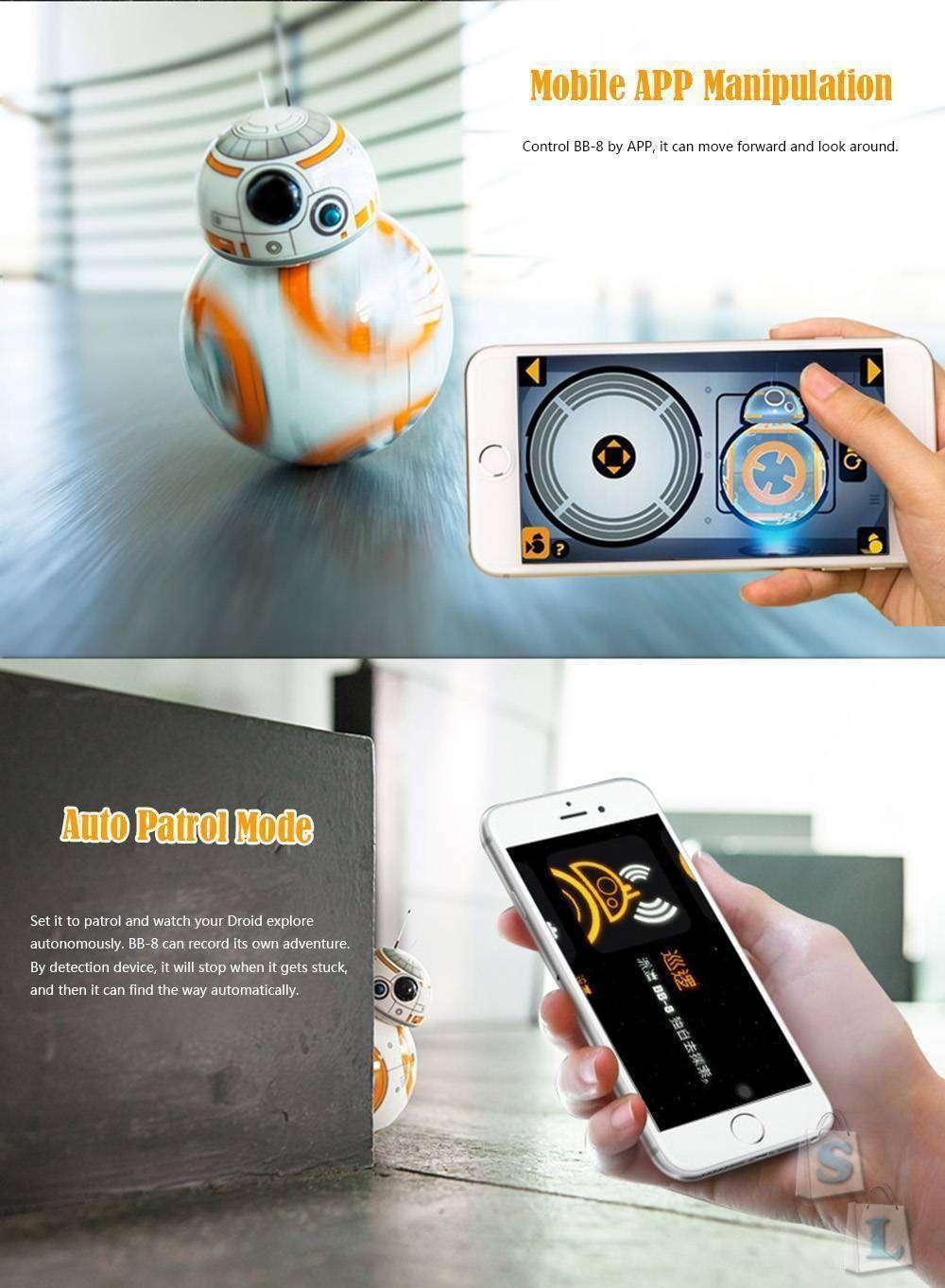 GearBest: Star Wars - Астродроид BB-8
